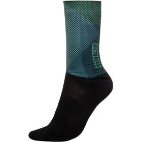 Bioracer Summer Socks, green blitzz